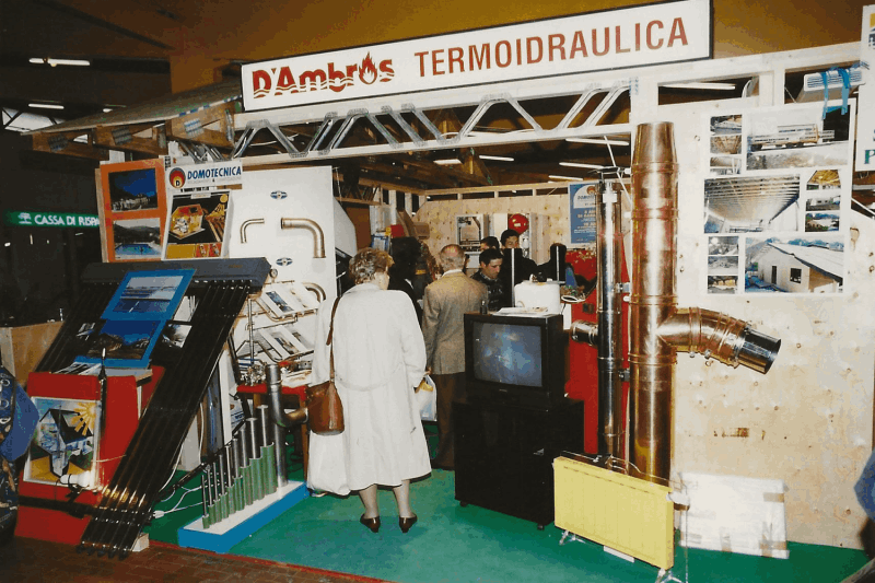 D'Ambros in mostra